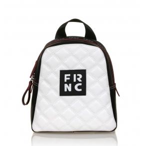 Σακίδιο FRNC 1201K Λευκό Καπιτονέ