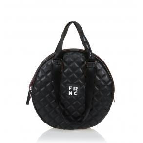 Τσάντα FRNC 1296 Μαύρο Καπιτονέ