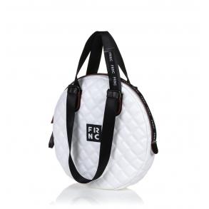 Τσάντα FRNC 1296 Λευκό Καπιτονέ