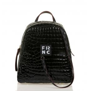 Σακίδιο FRNC 1411 Μαύρο Κροκό