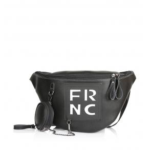Τσαντάκι μέσης FRNC 1670 Μαύρο