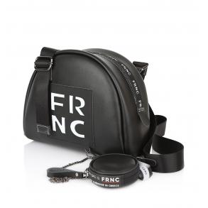 Τσάντα FRNC 1671 Μαύρο