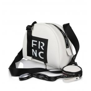 Τσάντα FRNC 1671 Λευκό