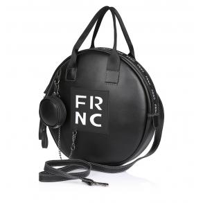Τσάντα FRNC 1673 Μαύρο
