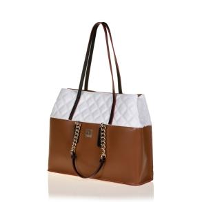 Τσάντα FRNC 1910 Ταμπά\Λευκό