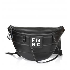 Τσαντάκι μέσης FRNC 2146 Μαύρο
