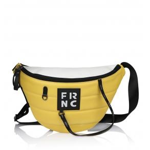 Τσαντάκι μέσης FRNC 2146 Κίτρινο