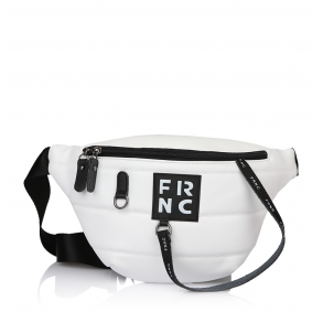 Τσαντάκι μέσης FRNC 2147 Λευκό