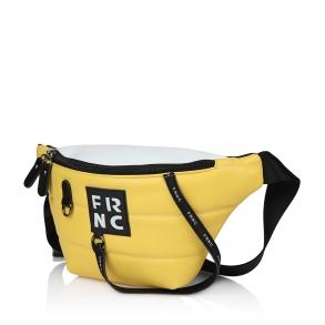 Τσαντάκι μέσης FRNC 2147 Κίτρινο