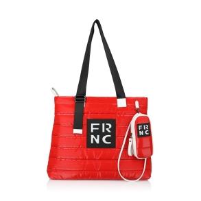 Τσάντα FRNC 2306 Κόκκινο