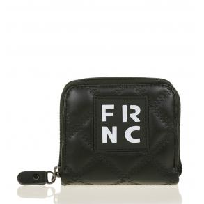 Πορτοφόλι FRNC WAL004 Μαύρο Καπιτονέ