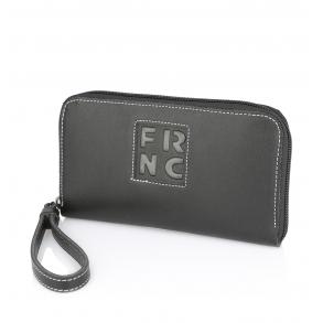 Πορτοφόλι FRNC WAL005E Μαύρο