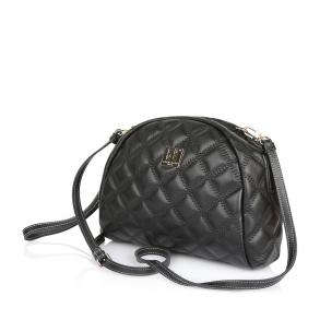 Τσάντα FRNC WAL043K Μαύρο Καπιτονέ