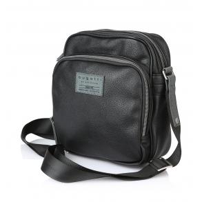 Τσάντα BUGATTI 825601 Μαύρο