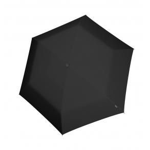 Ομπρέλα KNIRPS US 0.50 Ultra Light Slim Manual Σπαστή Μαύρο