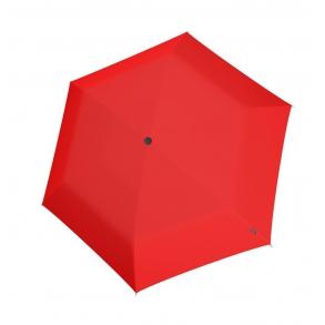 Ομπρέλα KNIRPS U.200 Ultra Light Duomatic Αυτόματη Σπαστή Κόκκινο