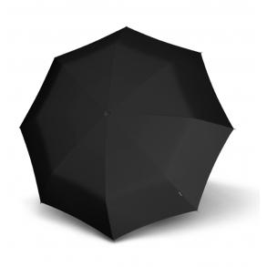 Ομπρέλα KNIRPS T.200 Duomatic Αυτόματη Σπαστή Μαύρο