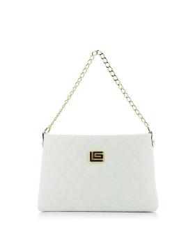 Τσάντα GUY LAROCHE 421333 Λευκό