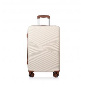 Βαλίτσα καμπίνας RCM 19-015/55 Μικρή Μπεζ