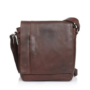 Τσάντα RCM H26 Καφέ