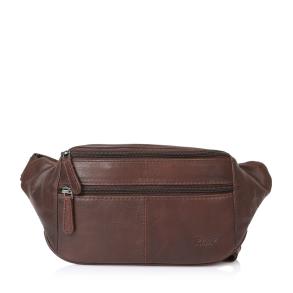 Τσάντα Μέσης RCM H30 Καφέ