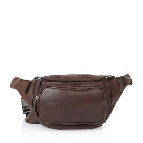 Τσάντα Μέσης RCM H31 Καφέ