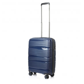 Βαλίτσα καμπίνας σκληρή TRAVELITE Motion 74940/50 Μπλε