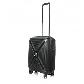 Βαλίτσα καμπίνας σκληρή TITAN Paradoxx 833404/50 Μαύρο