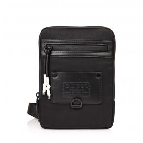 Τσάντα GUESS Certosa HMCERTP0424 Μαύρο