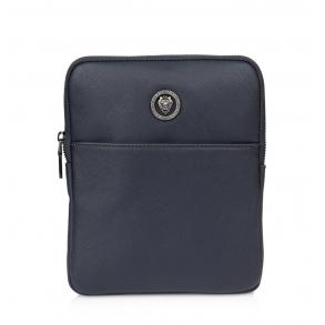 Τσάντα GUESS King HMKNNGP0424 Μπλε