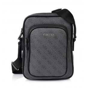 Τσάντα GUESS Vezzola HMVEZZP0426 Γκρι