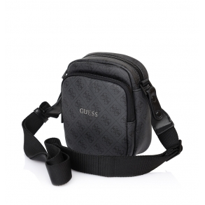 Τσάντα GUESS Vezzola HMVEZZP0457 Γκρι