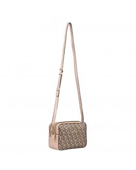 Τσάντα DKNY R01EJH37 Μπεζ/Ροζ