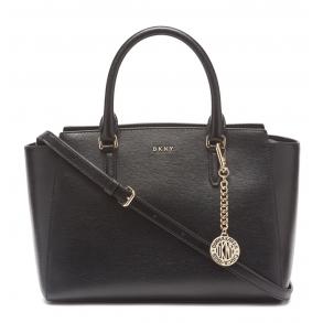 Τσάντα DKNY R02D3J02 Μαύρο