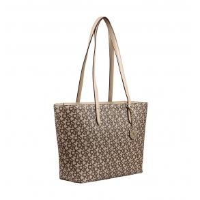 Τσάντα DKNY R74AJ014 Μπεζ