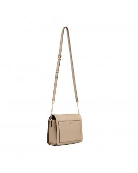 Τσάντα DKNY R74E3005 Μπεζ