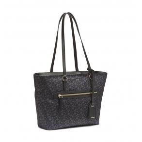 Τσάντα DKNY R84AF398 Μαύρο