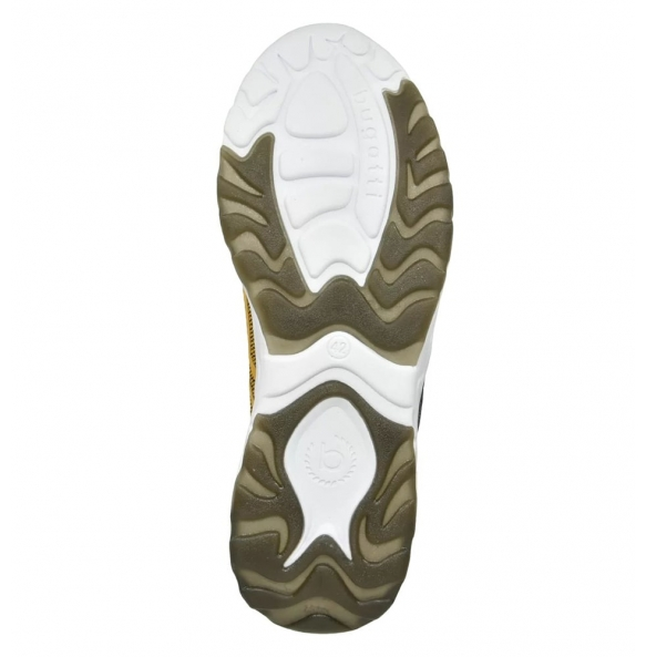 Sneakers BUGATTI Looper 92860 Κίτρινο