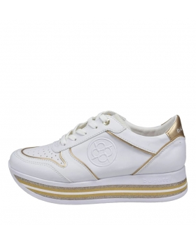 Sneakers BUGATTI Lian 88008 Λευκό