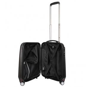 Bαλίτσα καμπίνας σκληρή MARCH NEWCARAT /50 Μαύρη