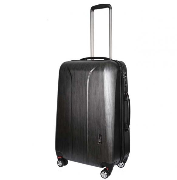 Bαλίτσα σκληρή MARCH NEWCARAT/60 Μεσαία Μαύρη