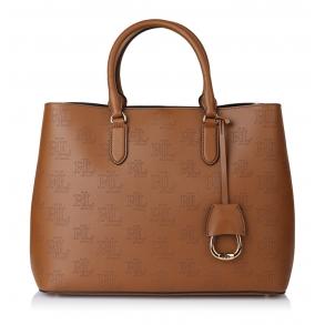 Τσάντα RALPH LAUREN 43176447 Καφέ