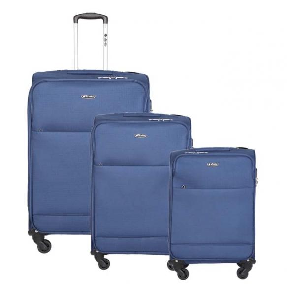 Σετ 3 βαλίτσες DIELLE 785 Μπλε