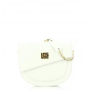 Τσάντα GUY LAROCHE 1887 Λευκό
