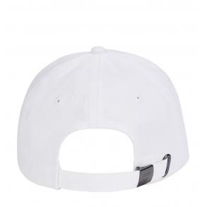 Καπέλο TOMMY HILFIGER 7352 TH Established Cap Λευκό