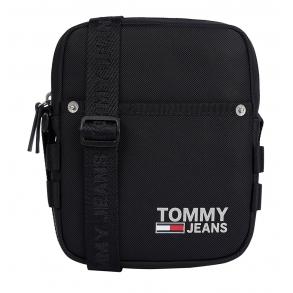 Τσάντα TOMMY HILFIGER 7505 Tjm Campus Reporter Μαύρο