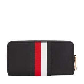 Πορτοφόλι TOMMY HILFIGER 9537 Poppy Μαύρο