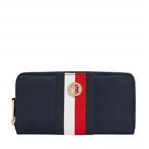 Πορτοφόλι TOMMY HILFIGER 9537 Poppy Μπλε