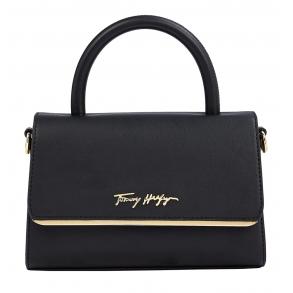 Τσάντα TOMMY HILFIGER 10099 Modern Bar Bag Μαύρο