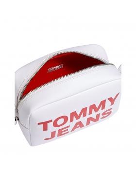 Τσάντα TOMMY JEANS 10152 TJW Essential Camera Bag Λευκό